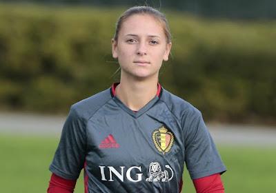 Belgische op training met ... wereldster Marta