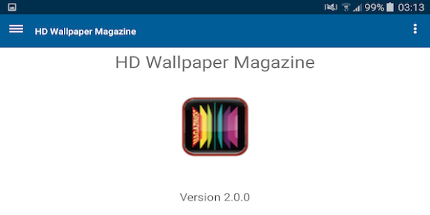 HD Wallpaper Magazine- screenshot thumbnail