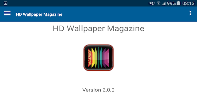 HD Wallpaper Magazine- screenshot