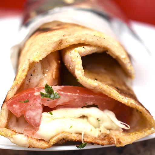 Feta Cheese Wrap
