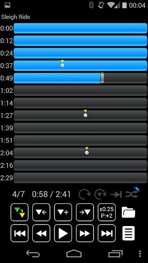 Music Speed Changer: Audipo screenshot