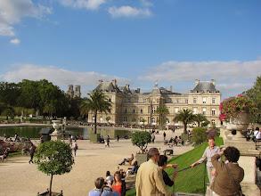 Photo: Le Jardin du Luxembourg