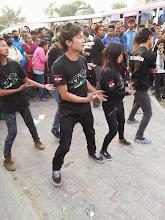 Photo: 4.1.14 Activista Nepal skit to raise awareness about harassment