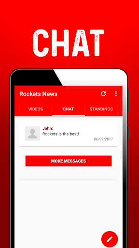 Houston Basketball News: Rockets 1.0.42 screenshots 4