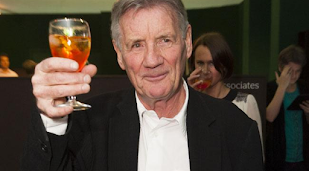 Sir Michael Palin: Silly behaviour is a great release