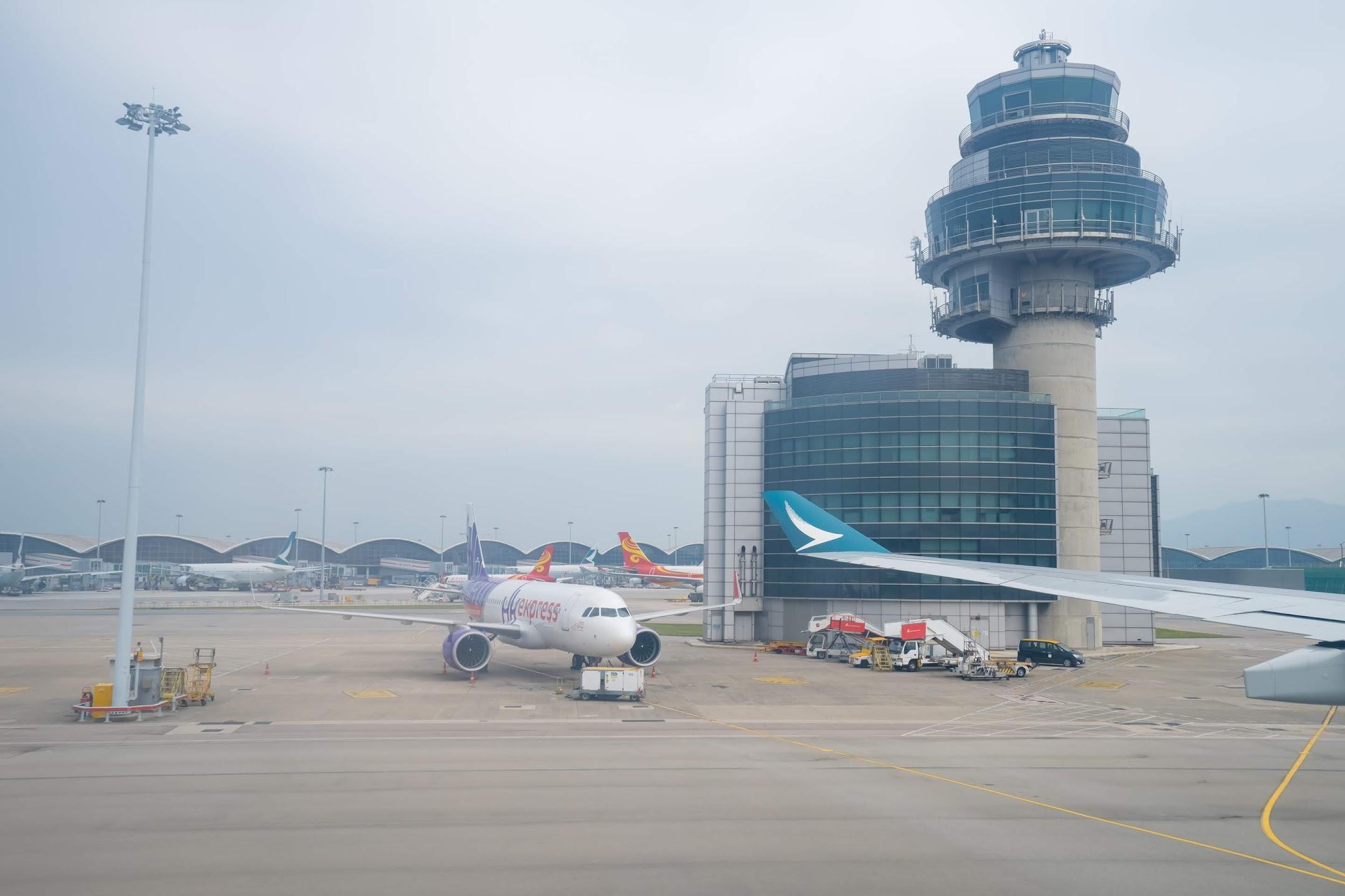 Hong Kong International Airport1