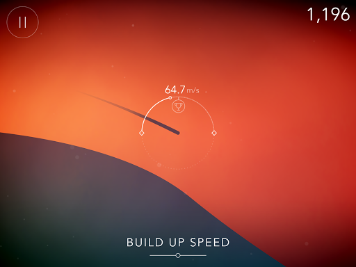 FLO u2013 free flowing infinite runner screenshots 5
