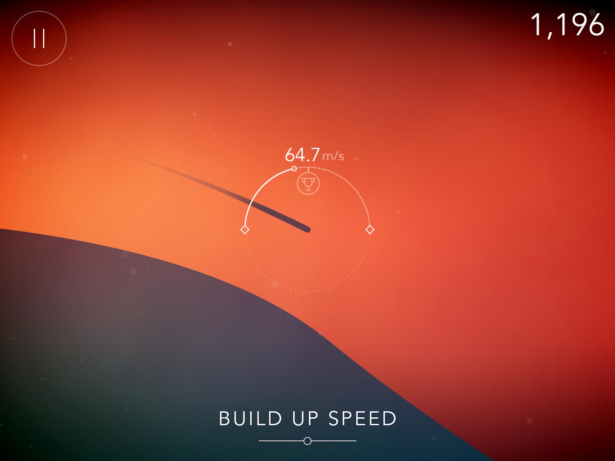 FLO Game - Free challenging infinite runner screenshot #8