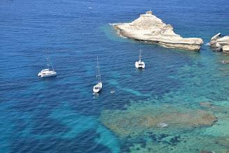 Photo: ostrov ile St. Antoine, je zároveň najjužnejšie miesto Korziky