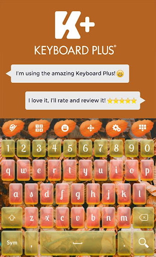 Autumn Keyboard