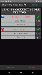 Download Glory Betting Tips Correct Score VIP APK latest version app for  android devices
