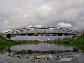 Photo: ostatni taki mostek( i kominy zeSkawiny)