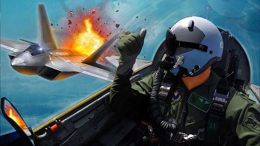 Ace Fighter: Modern Air Combat Jet Warplanes 2.57 screenshots 1