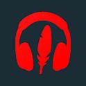 Sirin - Audiobook Player - listen, download, free icon