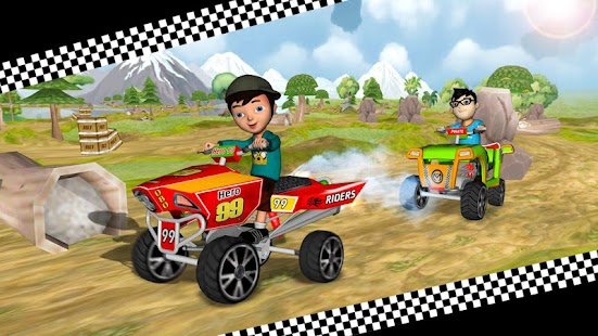 Racing Riders screenshot
