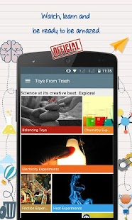 Do It Yourself Toys from Trash by Arvind Gupta- screenshot thumbnail