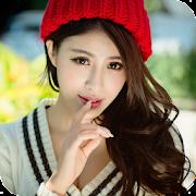 Chinese Girl HD Wallpaper