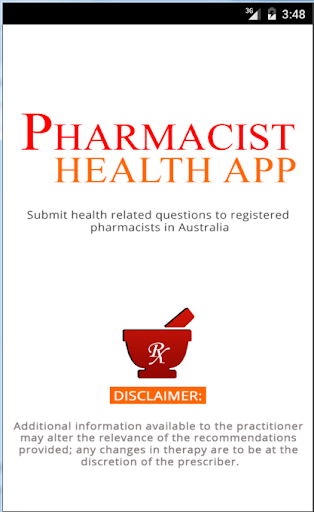 Pharmacist HealthAPP