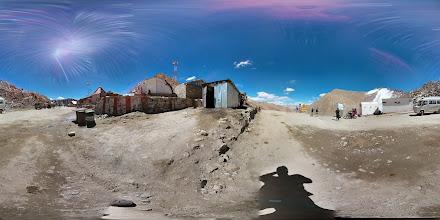 Photo: Khardung la pass