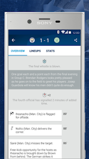 UEFA Champions League- screenshot thumbnail