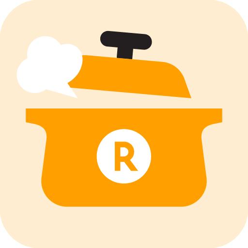 無料レシピ100万品以上!人気料理&簡単献立 楽天レシピ (app)