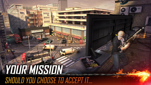 Mission Impossible RogueNation (Mod)