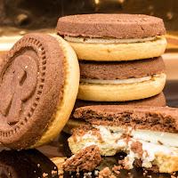 Una coccola cioccolato e vaniglia di