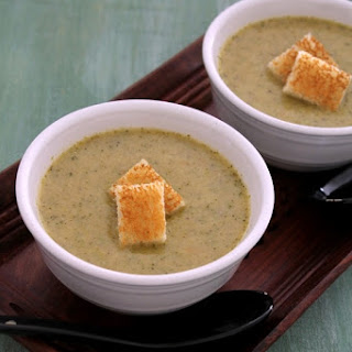 Broccoli soup recipe | Healthy broccoli soup.