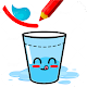 Happy Water Fill draw : fill glass 2019 Apk