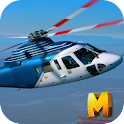 Real Helicopter Adventure 3D icon