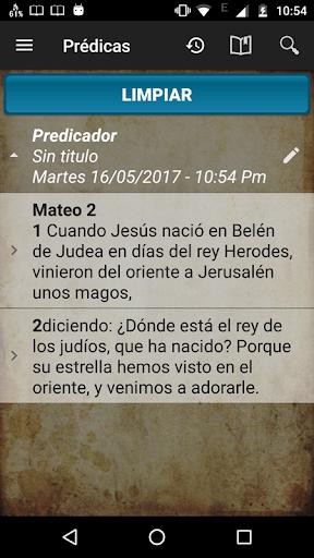 Holy Bible Reina Valera 1960 screenshot 7