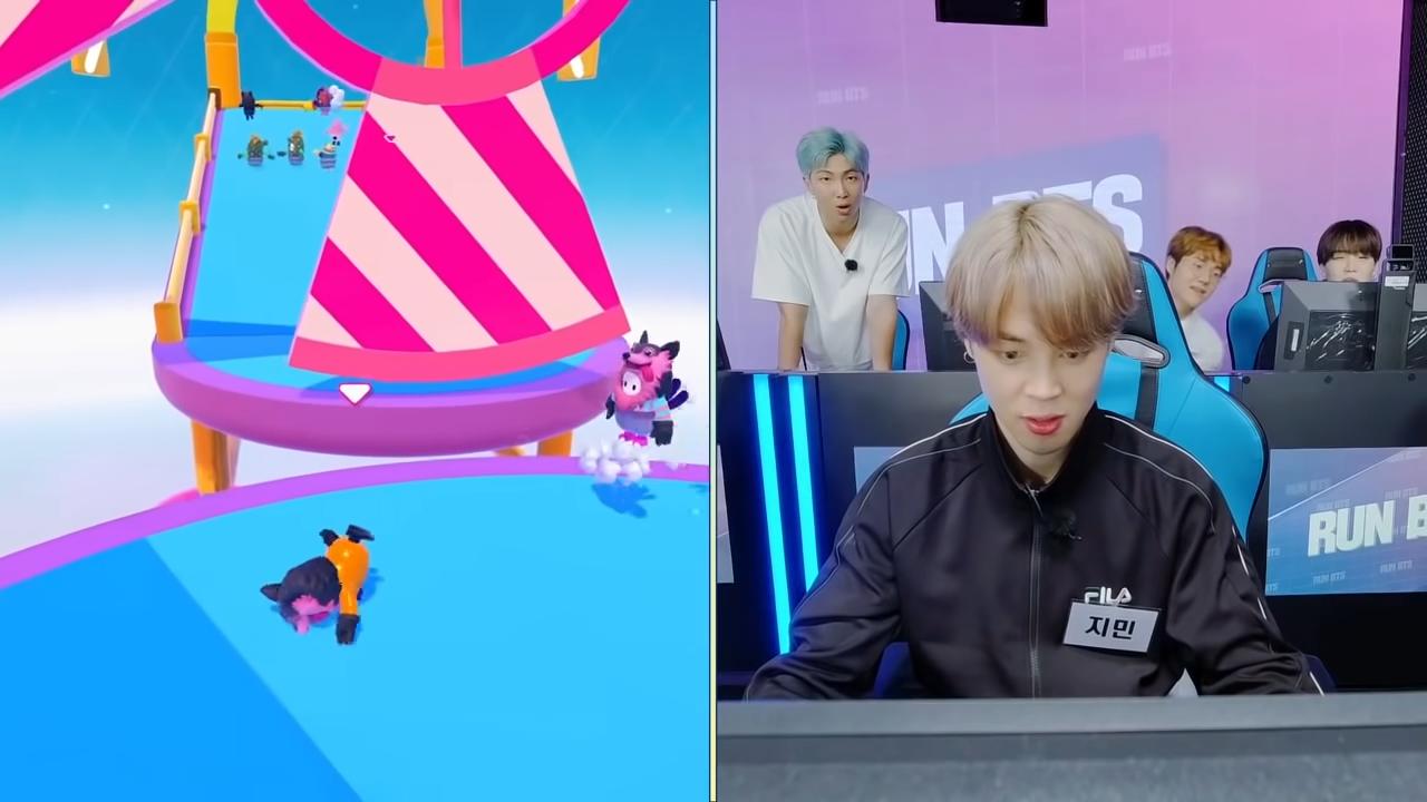 [EngSub] Run BTS Ep116 Full Episode No Cut 17-37 screenshot