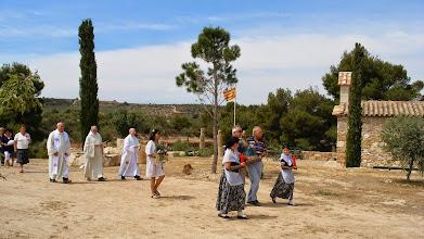 Photo: El IV Aplec de l'Ermita de la Mare de Déu de les Garrigues ha tingut lloc aquest dissabte 9 de juny de 2012 a la partida dels Rasos del Soleràs.
