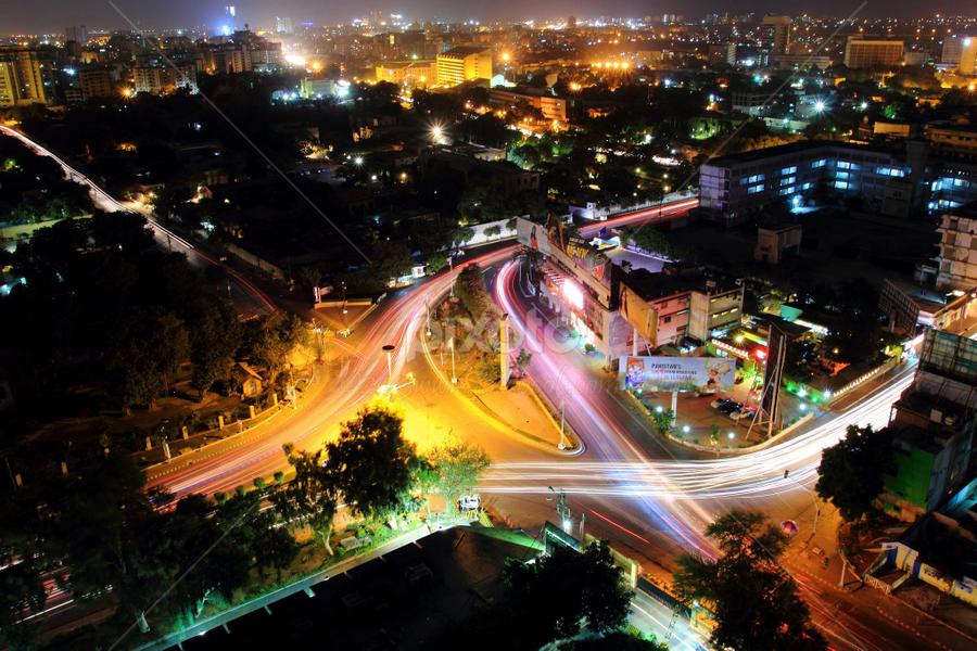 by Rizwan Bhiriya - City,  Street & Park  Street Scenes