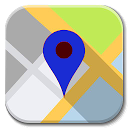 Free Offline Gps & Maps Finder mobile app icon
