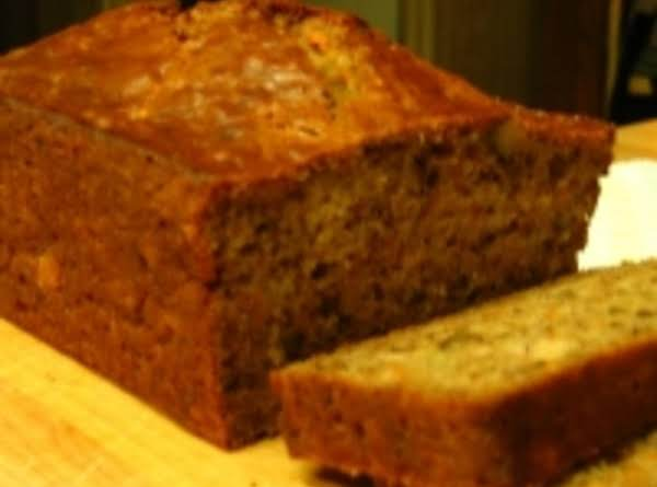 Banana Carrot Bread Recipe