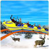 Amazing Water Park Roller Coaster Simulator 3D