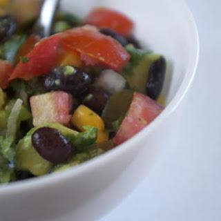 Black Bean Salad {my Way}