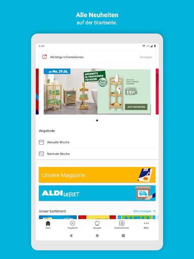 ALDI Nord Angebote & Einkaufsliste  screenshots 13
