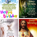 Bible Verses Greetings: Wishes, Quotes, Verses icon