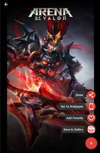 Aov Wallpaper Heroes Fanart Apps On Google Play