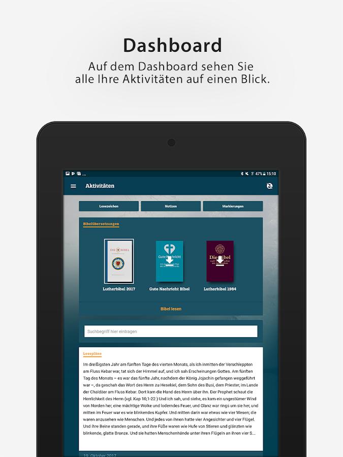 Luther Bibel App