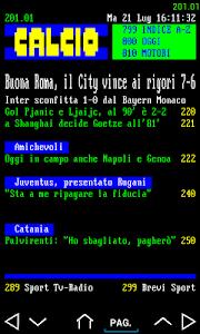 Teletext Ita screenshot 1