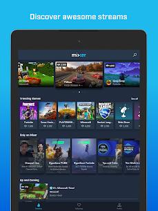Mixer – Interactive Streaming 5