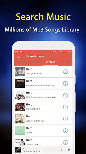 Ulimate Music Downloader screenshot 1