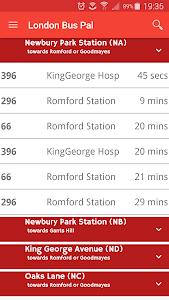 London Bus Pal screenshot 3