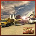 Loader 3d: Excavator Simulator icon