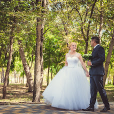 Wedding photographer Yuliya Kireeva (YuliaFOTO). Photo of 29.10.2015