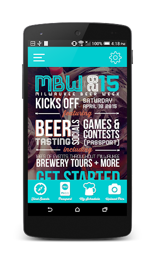 Milwaukee Beer Week 2015