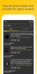 Plenary – RSS feed & offline RSS reader, News Feed (MOD, Premium) v2.2.1 3